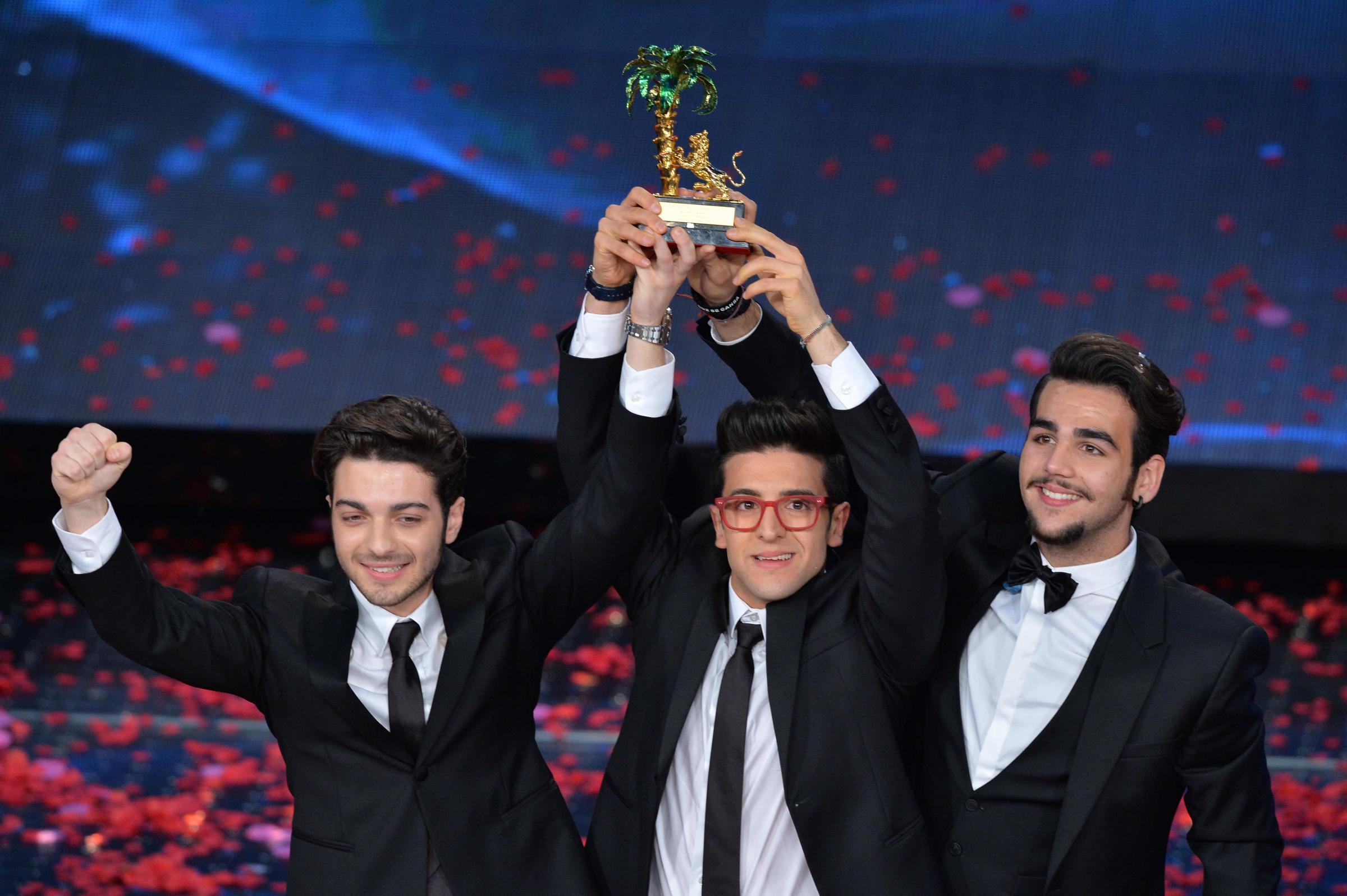 Sanremo 2015 - Serata finale