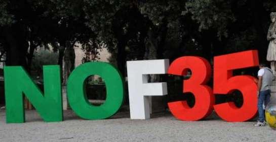 F35 spese militari
