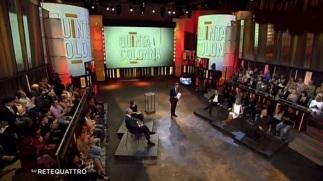Quinta Colonna, programma condotto da Paolo Del Debbio, Rete4