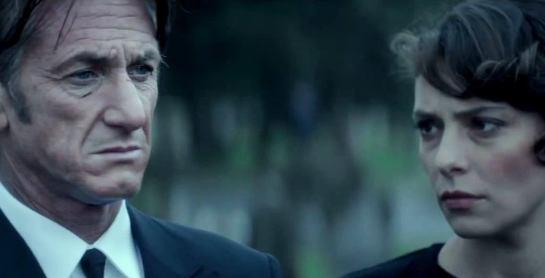 Sean Penn e Jasime Trinca