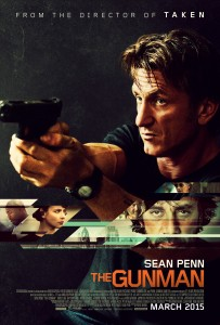 con Sean Penn, Idris Elba, Ray Winstone, Mark Rylance, Jasmine Trinca, Javier Bardem. Regia di Pierre Morel
