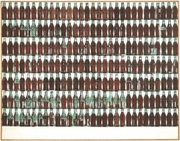 Andy Warhol - Coca-Cola Bottles