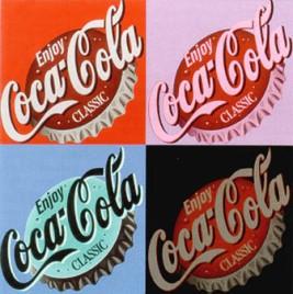 Steve Kaufman - Coca-Cola V