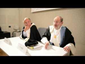 Umberto Eco, Laura ad honoris Causa in Scienze della Comunicazione