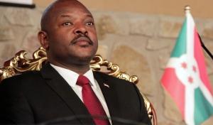Pierre Nkurunziza, attuale presidente del Burundi.