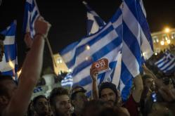 Referendum Grecia, vittoria del