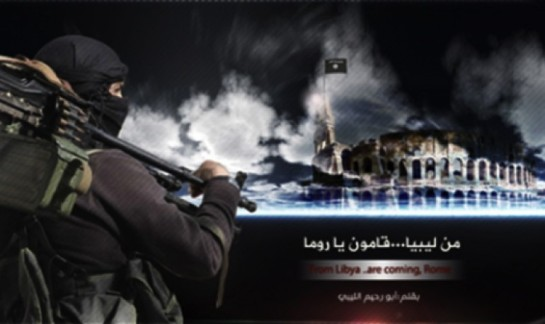 propaganda dell'Isis