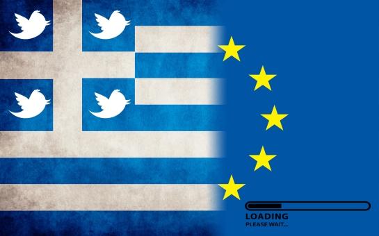 Twitter grecia