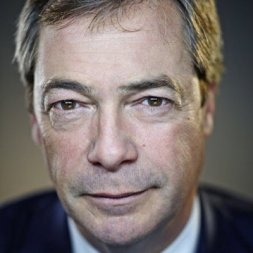 Nigel Farage, leader del UKIP