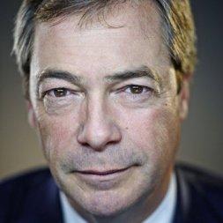 Nigel Farage, leader del UKIP