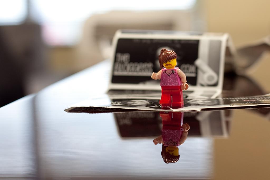 Lego Cross Dressing