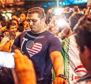Iran love Usa