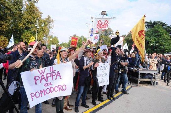 La chiesa Pastafariana italiana, tra gli organizzatori