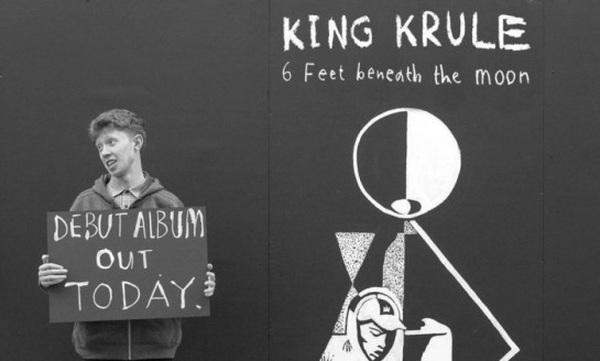 King Krule al debutto di 6 Feet beneath the moon