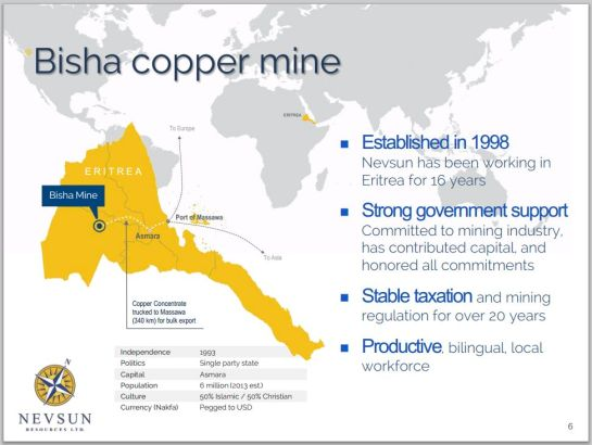 Bisha-Copper-Mine